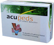 Acupeds Detox Patches